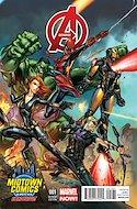 Avengers Vol. 5 (2013-2015) (Comic Book) #1.1