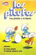Los pitufos. Colección Olé! (Rústica, 64 páginas (1979-1983)) #5