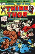Marvel Two-in-One (Comic Book. 1974 - 1983) #9