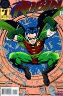 Robin Vol. 4 (1993-2009) (Grapa) #1