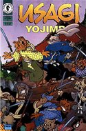 Usagi Yojimbo Vol. 3 (Grapa) #9