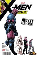 X-Men Gold (Grapa) #6