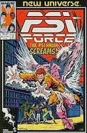 Psi-Force Vol 1 (Comic-book.) #8