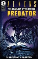 Aliens / Predator: The Deadliest of the Species (Comic Book) #5