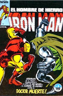 Iron Man Vol. 1 / Marvel Two-in-One: Iron Man & Capitán Marvel (1985-1991) (Grapa, 36-64 pp) #8