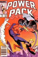 Power Pack (1984-1991; 2017) (Comic Book) #6
