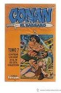 Conan el Bárbaro (Rústica retapado) #7