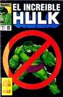 El Increible Hulk (Grapa) #4