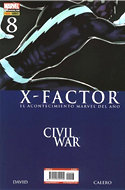 X-Factor Vol. 1 (2006-2011) (Grapa 24 pp) #8
