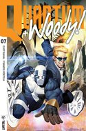 Quantum + Woody! (2017) (Comic-book) #7