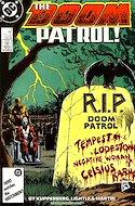 Doom Patrol (1987 2nd Series) (Grapa) #5
