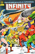 Infinity Inc. (1986-1988) #4