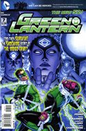Green Lantern Vol. 5 (2011-2016) (Comic book) #7