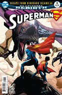 Superman Vol. 4 (2016-2018) (Comic Book) #8