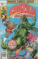 Godzilla King of the Monsters (Comic Book) #7