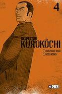 Inspector Kurokôchi (Rústica) #4