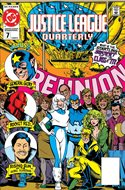 Justice League Quarterly (Softcover 84 pp) #7