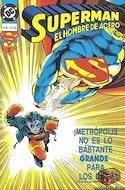 Superman: El Hombre de Acero (Rústica) #2