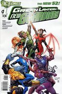 Green Lantern New Guardians (2011-2015) (2011 - 2015) Grapa #1