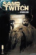 Sam and Twitch (Comic Book) #9