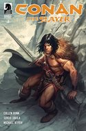 Conan The Slayer (Comic Book) #9