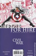 Heroes for Hire Vol. 2 (2006-2007) (Comic-Book) #3