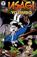 Usagi Yojimbo Vol. 3 (Grapa) #4
