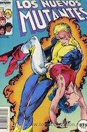 Los Nuevos Mutantes (1986) (Retapado Rústica) #9