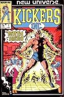 Kickers, Inc. Vol 1 (Comic-book.) #1