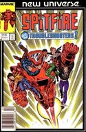 Spitfire and the Troubleshooters / Codename: Spitfire (Comic-book) #1