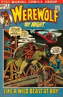 Werewolf by Night Vol 1 (Comic Book) #2