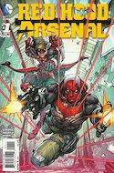 Red Hood / Arsenal (2015-2016) (Comic Book) #1