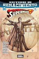 Superman: Renacimiento (Rústica) #8