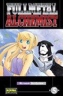 Fullmetal Alchemist (Rústica con sobrecubierta) #5