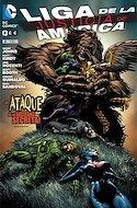 Liga de la Justicia de América (Grapa 32 pp) #4