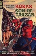 Korak Son of Tarzan / The Tarzan Family (Comic-book. 32 pp) #7