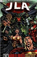 JLA Vol. 1 (1997-2006 Variant Cover) (Softcover) #1