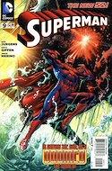 Superman Vol. 3 (2011-2016) (Comic Book) #9