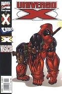 Universo-X (2000-2001) (Grapa. 17x26. 72/80 páginas. Color. (2000-2001)) #6