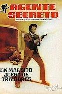 Agente secreto. Revista gráfica mensual para adultos (Grapa (1982)) #8