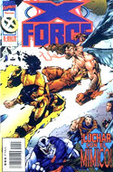 X-Force Vol. 2 (1996-2000) (Grapa 24 pp) #3