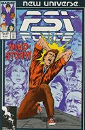 Psi-Force Vol 1 (Comic-book.) #9