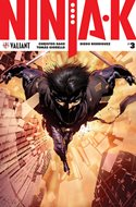 Ninja-K (Comic Book) #3