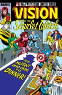 The Vision and The Scarlet Witch Vol. 2 (1985-1986) (Comic-book) #6