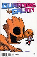Guardians of the Galaxy (Vol. 7 2017- ) Variant Covers (Grapa) #150.5