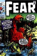 Adventure into Fear (Comic Book. 1970 - 1975) #1