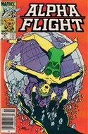 Alpha Flight vol. 1 (1983-1994) (Comic Book) #4