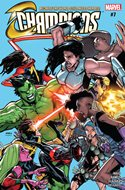 Champions Vol. 2 (Comic Book) #7