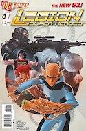 Legion of Super-Heroes Vol. 7 (2011-2013) (Comic-book) #1