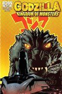 Godzilla: Kingdom of Monsters (Comic Book) #9